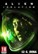 Obal-Alien: Isolation - Lost Contact