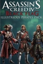 Obal-Assassin´s Creed IV: Black Flag - Illustrious Pirates Pack