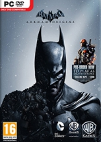 Obal-Batman: Arkham Origins - Cold, Cold Heart
