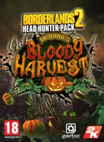 Obal-Borderlands 2 Headhunter 1: Bloody Harvest