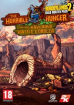 Obal-Borderlands 2 Headhunter 2: Wattle Gobbler