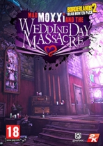Obal-Borderlands 2 Headhunter 4: Wedding Day Massacre
