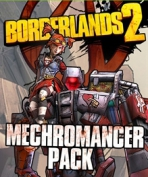 Obal-Borderlands 2 Mechromancer Pack