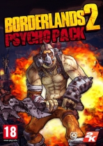 Obal-Borderlands 2 Psycho Pack