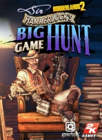 Obal-Borderlands 2 Sir Hammerlock´s Big Game Hunt