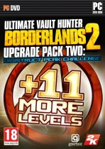 Obal-Borderlands 2 Ultimate Vault Hunter Upgrade Pack 2 Digistruct Peak Challenge