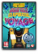 Obal-Borderlands: The Pre-Sequel - Claptastic Voyage and Ultimate Vault Hunter Upgrade Pack 2