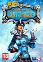 Obal-Borderlands: The Pre-Sequel - Lady Hammerlock the Baroness