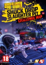 Obal-Borderlands: The Pre-Sequel - Shock Drop Slaughter Pit