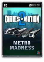 Obal-Cities in Motion 2: Metro Madness DLC