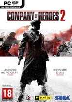 Obal-Company of Heroes 2 - Barbarossa Skin Pack