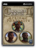 Obal-Crusader Kings II: African Portraits