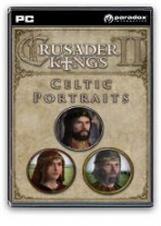 Obal-Crusader Kings II: Celtic Portraits