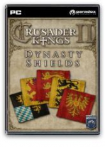 Obal-Crusader Kings II: Dynasty Shields