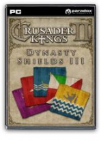 Obal-Crusader Kings II: Dynasty Shields III