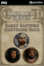Obal-Crusader Kings II: Early Eastern Clothing Pack