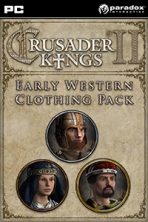 Obal-Crusader Kings II: Early Western Clothing Pack