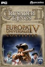 Obal-Crusader Kings II: Europa Universalis IV Converter