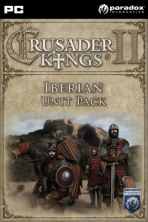 Obal-Crusader Kings II: Iberian Unit Pack