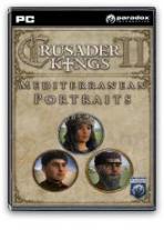 Obal-Crusader Kings II: Mediterranean Portraits
