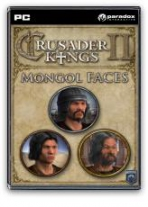Obal-Crusader Kings II: Mongol Faces
