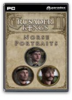 Obal-Crusader Kings II: Norse Portraits