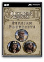 Obal-Crusader Kings II: Persian Portraits
