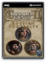 Obal-Crusader Kings II: Russian Portraits