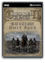 Obal-Crusader Kings II: Russian Unit Pack