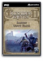 Obal-Crusader Kings II: Saxon Unit Pack