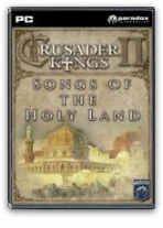 Obal-Crusader Kings II: Songs of the Holy Land