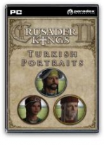Obal-Crusader Kings II: Turkish Portraits