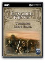 Obal-Crusader Kings II: Turkish Unit Pack