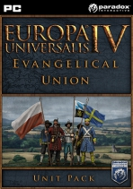 Obal-Europa Universalis IV: Evangelical Union Unit Pack