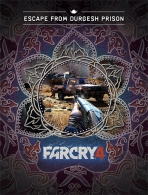 Obal-Far Cry 4: Escape from Durgesh Prison DLC