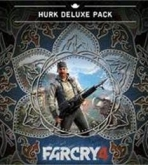 Obal-Far Cry 4: Hurk Deluxe Pack DLC