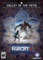 Obal-Far Cry 4: Valley of the Yetis DLC