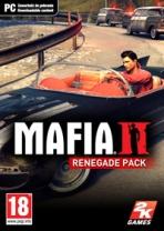 Obal-Mafia II DLC Pack - Renegade