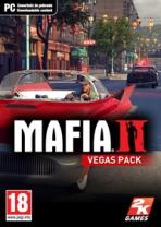 Obal-Mafia II DLC Pack - Vegas