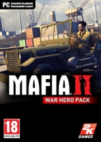 Obal-Mafia II DLC Pack - War Hero