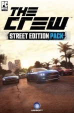 Obal-The Crew: Street Edition Pack DLC
