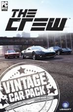 Obal-The Crew: Vintage Car Pack DLC
