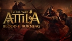 Obal-Total War: ATTILA - Blood and Burning