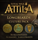 Obal-Total War: ATTILA - Longbeards Culture Pack