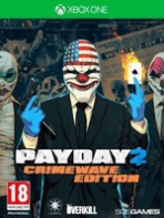 Obal-Payday 2: Crimewave Edition