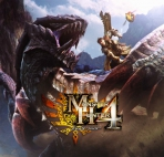 Obal-Monster Hunter 4