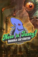 Obal-Oddworld: Abe´s Oddysee New ´n´ Tasty!