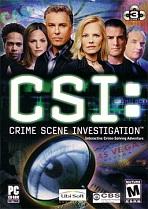 Obal-CSI: Crime Scene Investigation