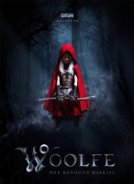 Obal-Woolfe: The Red Hood Diaries