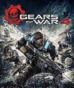 Obal-Gears of War 4